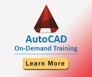 Autocad On-Demand Training