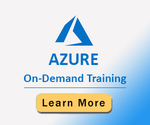 Azure On-Demand Training