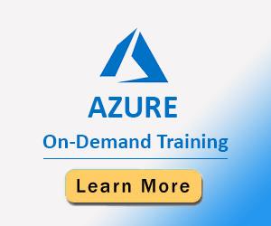 Azure On-Demand Training