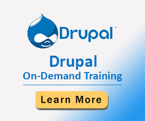 Drupal On-Demand Training