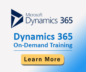 Dynamics 365 On-Demand Training