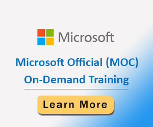 MOC On-Demand Training
