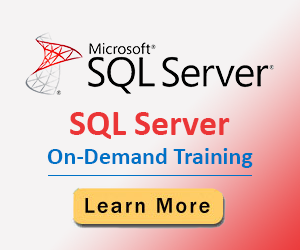 SQL Server On-Demand Training