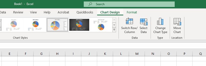 Step 3: Edit your Chart Design