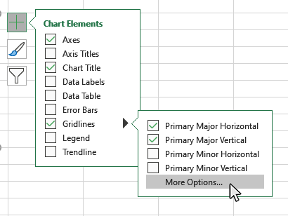 Step 4: Format your Chart Legend