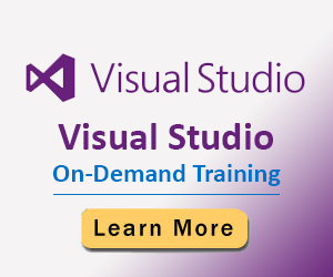 Visual Studio On-Demand Training